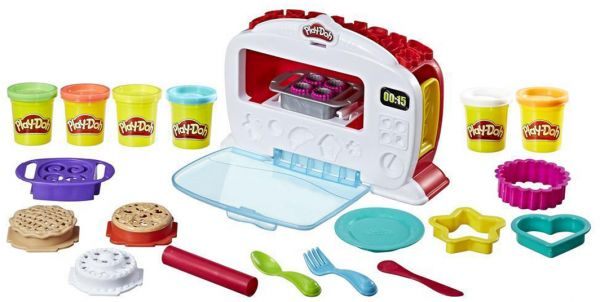 Hasbro Play Doh Kitchen Creations Magical Oven Toy Set 3 Years