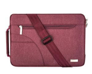 8efd24dfc4529 Mosiso Laptop Shoulder Bag for 15 Inch New MacBook Pro with Touch Bar A1990    A1707 2018 2017 2016