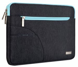 40bc22a713d Mosiso Laptop Sleeve Bag for 15 Inch New MacBook Pro with Touch Bar A1990    A1707 2018 2017 2016