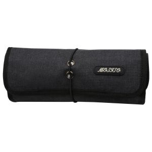 c3304ea697 Mosiso Roll Up Travel Gear Organizer Electronics Accessories Bag