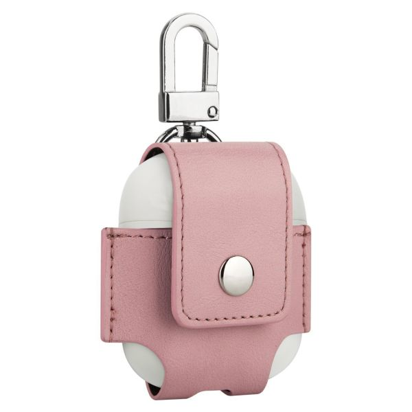 Mosiso AirPods Case, Portable Premium PU Leather Flip Cover with Metal  Closure Buckle Case Anti-lost Protective Bag Pouch for AirPods with  Charging Case, ... e94c67b9e4