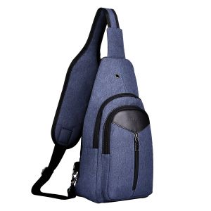 f1cdcec12a MOSISO Sling Backpack with USB Charging Port
