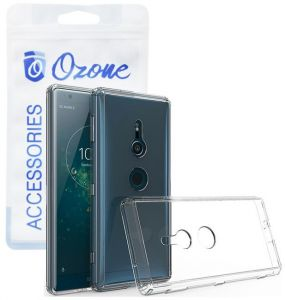 Ozone Sony Xperia XZ2 Invisible Series TPU Transparent case Cover - Clear