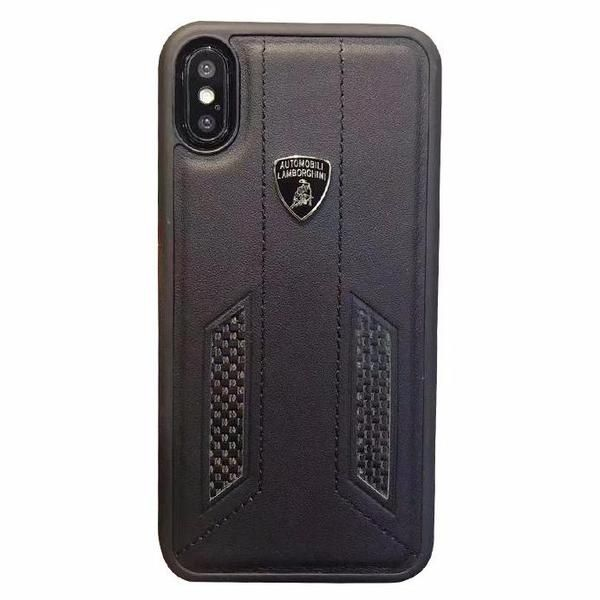 LAMBORGHINI Cases & Covers Apple iPhone X , Black