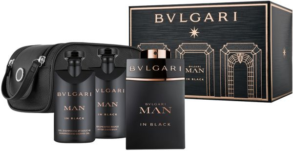 b53fb8973df0 Bvlgari Man in Black by Bvlgari Perfume Gift Set for Women - Eau de ...