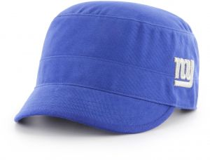 b365295272c OTS NFL New York Giants Women s Shipmate Cadet Military-Style Adjustable Hat