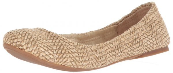 6368a9013 Lucky Women's LK-Emmie Ballet Flat, Natural, 7.5 M US | Souq - UAE