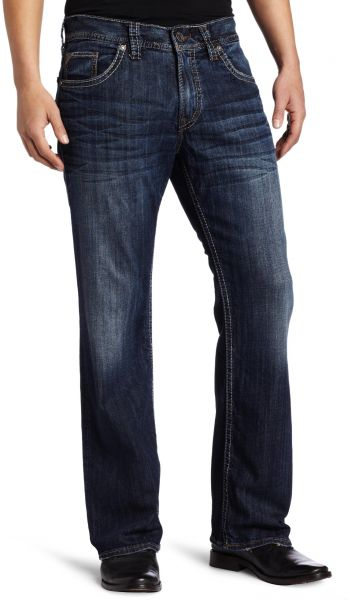9bda8a08 Silver Jeans Men's Zac Relaxed Fit Straight Leg Jean, Indigo Dark Wash  ,38x30. by Silver Jeans Co., Pants - Be the first to rate this product