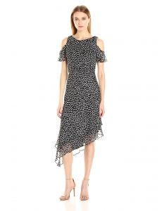 New Hem Maxi Dress Nicole Miller New York Star Vixen Eci New York