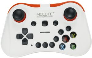 MOCUTE 056 Wireless Bluetooth Gamepad PUBG Controller Joystick for IOS and Android System/Laptop Game Controller