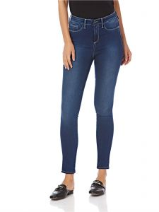 270f477e5b9b7 Tiffosi One Size Fits All Skinny Jeans for Women - Navy Blue