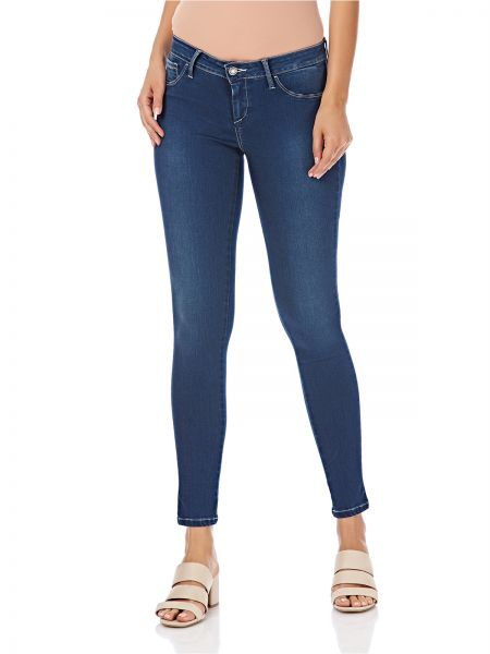 a0b3e633f4c Tiffosi One Size Fits All Skinny Jeans for Women - Blue