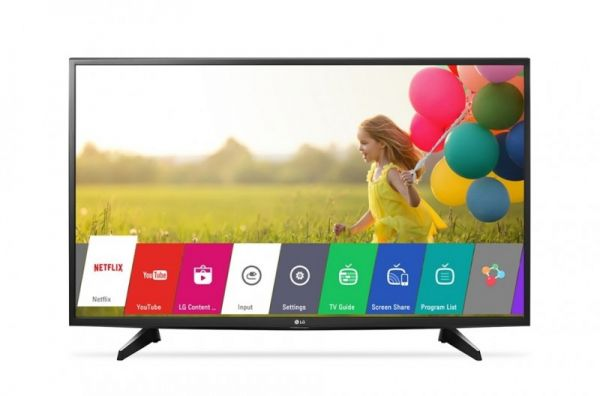 2b0d1fc17c96 LG 43 Inch Smart LED Full HD TV With Built-In Receiver- 43Lk5730 | Souq -  Egypt