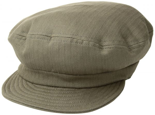 0b1b70159 ... reduced brixton mens fiddler unstructured greek fisherman hat taupe s  31446 2a292