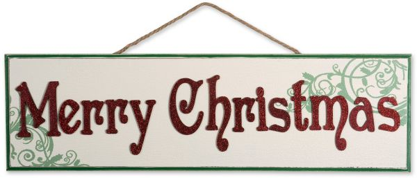 dii indooroutdoor hanging merry christmas wooden sign to celebrate the holidays wooden wall door decoration merry christmas - Merry Christmas Wooden Sign