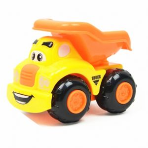 b0b3c5a452b Children Loading and Unloading Vehicle Toy Force Control Engineering Van  Beach Toy for Kids