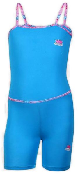 a6723e22cde3 Cottonil Heart Underwear Set For Girls - Turquoise