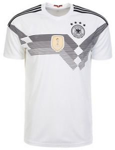 1abc4a173a63c9 2018 World Cup Soccer Football Jersey Germany National Team Jersey Fan  character short-sleeved T-shirt L code