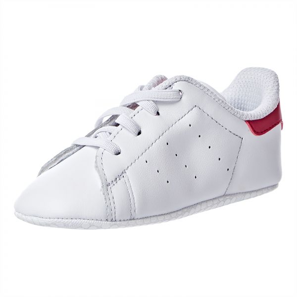 af168291d adidas Originals Stan Smith Crib Sneakers For Girls