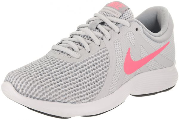 88f3eb1ef848 Nike Revolution 4 Running Shoes For Women - Light Grey Pink