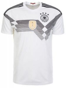 0c2e4e11a14 Russia FIFA World Cup Germany football team Jersey Short sleeve T-shirt -M