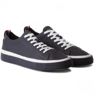 4ca426920cc19d Tommy Hilfiger Fashion Sneakers for Men - Navy