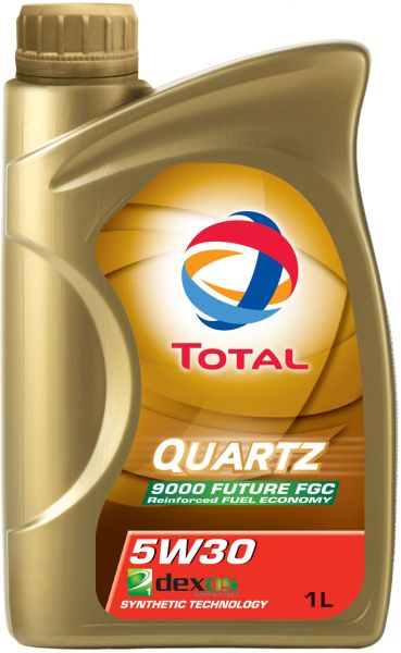 Total Quartz 9000 Future FGC 5W-30 Engine Oil - 1 Liter