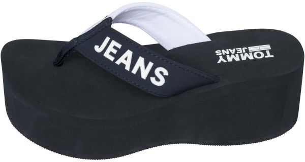 aa0bb041c25f67 Buy Tommy Hilfiger Wedge Sandals for Women - Navy - Sandals