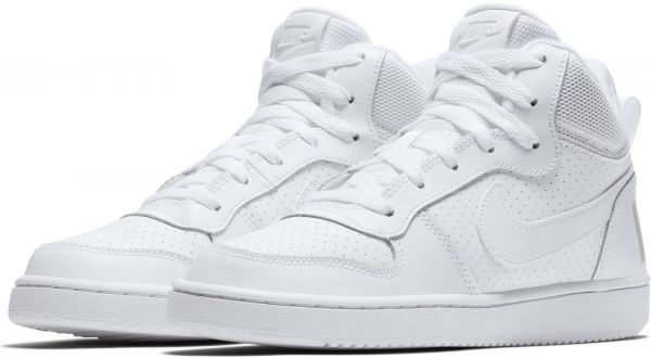 1a028882bbb Nike Court Borough Mid (Gs) Sneaker For Kids