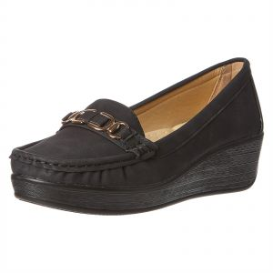 9e86d344905f Shoexpress Wedges Shoes for Women - Black