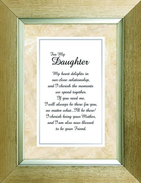 Souq | Heartfelt Collection Meaningful Moments Frame, Daughter | UAE