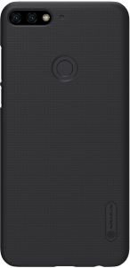 HUAWEI Y7 Prime (2018) / Honor 7c Nillkin Super Frosted Shield Back Case [Black Color] BY ONLINEPHONE