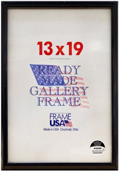 13 x 19 Deluxe Poster Frame / Picture Frame w/Plexi-glass 13 x 19 ...