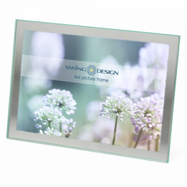 Souq Swing Design Flare Picture Frame Without Glass Border 4 By 6