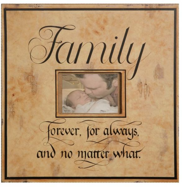 Souq Your Hearts Delight Square Family Frame 16 Inch Uae