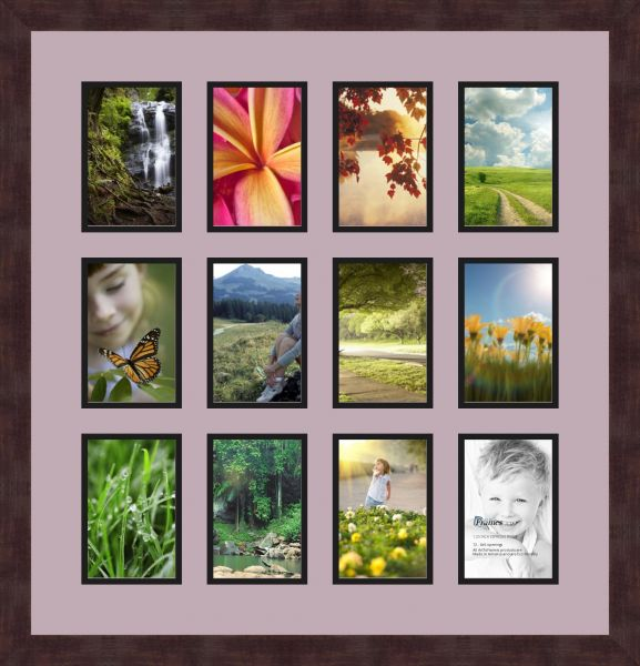 Art To Frames Double Multimat 228 80589 Frbw26061 Collage Frame