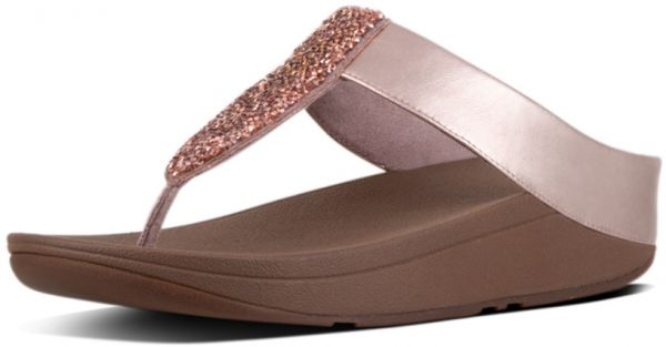 ce4bf6c4f Fitflop Comfort Sandals for Women - Rose Gold