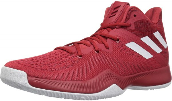 5ff9967360c adidas Mad Bounce Basketball Shoes for Men - Red