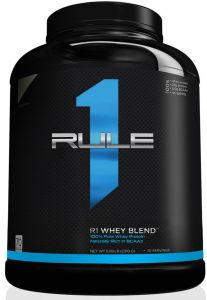 Buy allmax cream whey protein | Rule 1,Gnc | KSA | Souq