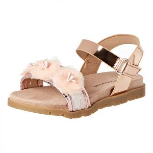 f5c249f05 Shoexpress AMBER Comfort Sandals for Girls - Copper
