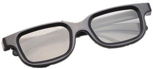 74ff3f702581 3D glasses, for LG, Panasonic, all Passive 3 D TVs & Real D 3 D Cinema  glasses . Not for Active 3 D and projectors