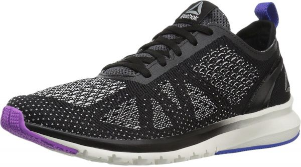 9511598b74fc Reebok Print Smooth Clip ULTK Running Shoes for Women - Black