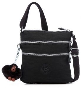 130218136d Kipling AC7098 Alvar Extral Small Mini Bag - BLACK