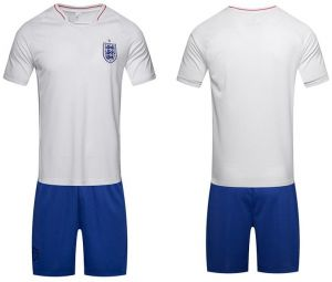 182d470135c 2018 World Cup England National Team Football suits Short-sleeved T-shirt -  S Size