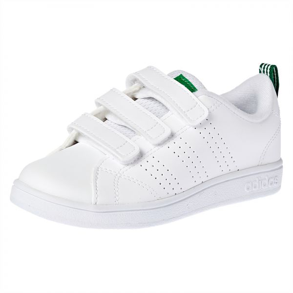 39299b9151f adidas Vs Advantage Clean Cmf C Sneaker for Kids | Souq - UAE