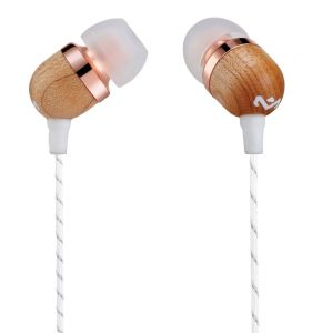 0612e92c088 House Of Marley Smile Jamaica In Ear Headset With Mic, Copper - EM-JE041-CP