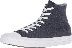 182cf2b34c7 Converse Chuck Taylor All Star Essential Terry Hi Fashion Sneakers for Men  - Prussian Blue