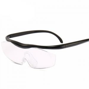 ff891bb0922f Director of Magnifying Glasses for Overlay of Eyeglasses +1.8 Focus Roupe  Smart Design Big Vision 250% Magnification Vision Presbyopic Glasses  Magnifier ...