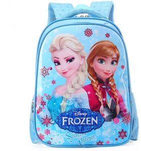 Cartoon lovely School Bags For Boys Girls Waterproof Backpacks Child Frozen  Book bag Kids Shoulder Bag Satchel Knapsack qy 9abe84ba83dfa