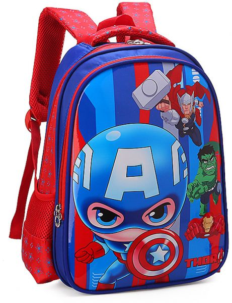 Cartoon lovely School Bags For Boys Girls Waterproof Backpacks Child ... 3594dd8a0aa5d